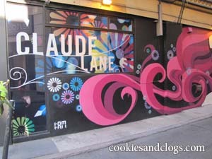 Cafe Claude on Claude Lane - San Francisco Restaurant with live jazz and amazing French food