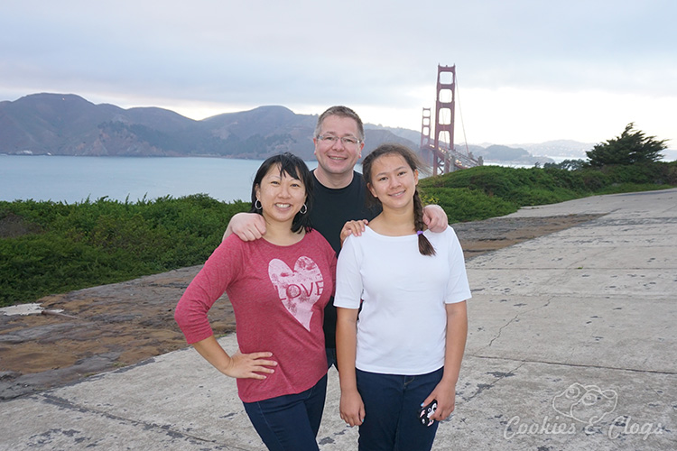 Family Photography | Chinese mom blogger, Dutch dad blogger, Teenage Girl blogger in San Francisco Bay Area in California