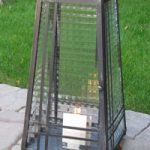 Partylite Weathered Zinc Lantern