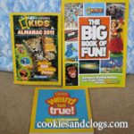 National Geographic Kids Summer Boredom Buster