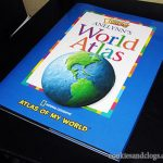 Personalized 'Atlas of My World' by National Geographic Kids