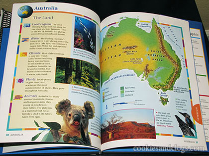 Personalized atlas of my world by national geographic kids whenever we tried to look at the book my daughter would hold it tightly as she playfully stated no my book it says that its s atlas gumiabroncs Choice Image