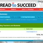 Six Flags Read To Succeed, Now Live!