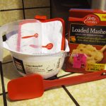 "Betty Crocker ""Loaded Mashed Potatoes"" #myblogspark"