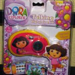 Blogoversary Giveaway #9: Dora the Explorer Talking Digital Camera