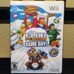 Blogoversary Giveaway #10: Club Penguin Game Day! Game (Wii)