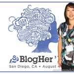 BlogHer '11: Hanging in There, Barely…