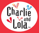 Logo of Charlie and Lola by Lauren Child