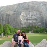 Stone Mountain in Atlanta, GA