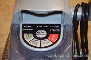 Bissell Pet SpotBot / Spot Bot Steam Cleaner Steamer