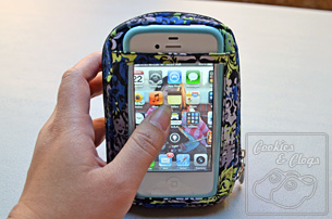 Purseplus by Charm14 iPhone Touch