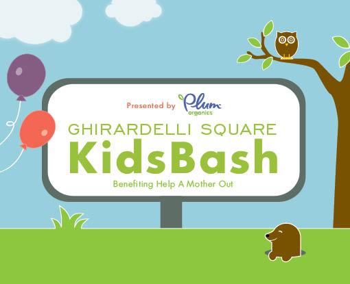 Ghirardelli Square KidsBash