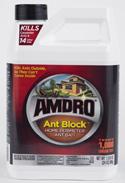 Amdro Ant Block home perimeter granule bait