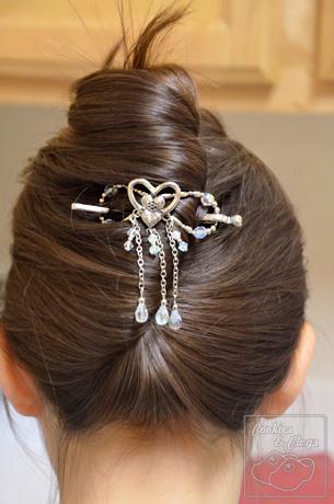 Flexi 8 Hairclip Hair Clips Style Stay Flexi8
