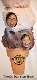 Real California Ice Cream Social San Francisco