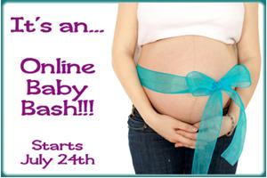 Online Baby Bash Shower