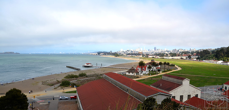Crissy Field San Francisco California