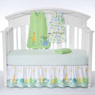 Halo Sleep Crib Set