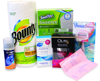 Proctor Gamble Costco Prize Pack
