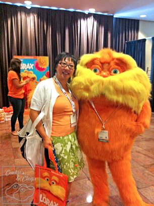 Dr. Seuss' The Lorax Movie BlogHer '12