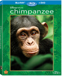 Disneynature Chimpanzee dvd blu-ray