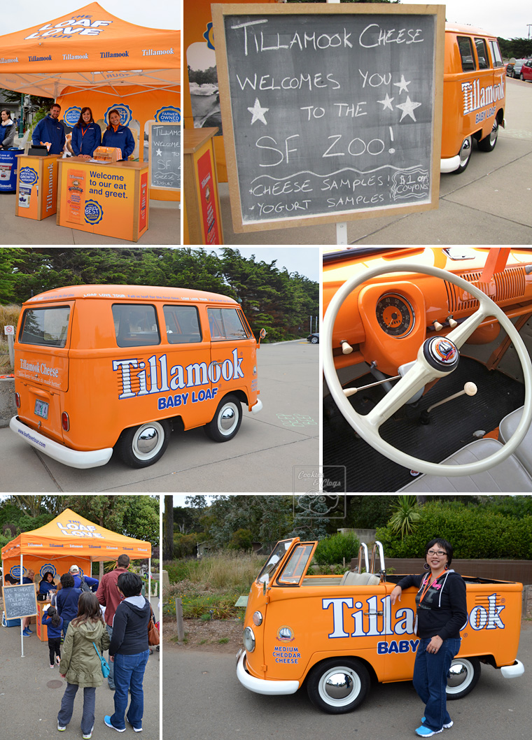Tillamook cheese loaflove loaf love san francisco zoo vw volkswagon van