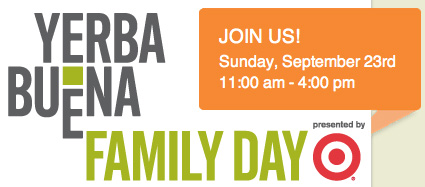 Yerba Buena Family Day Sunday 2012 September