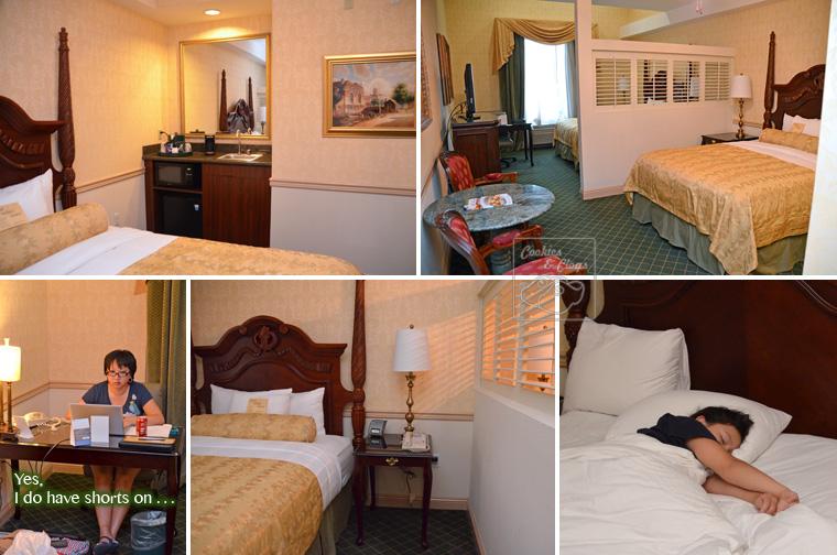 Ayres Hotel Anaheim California Disneyland Clean