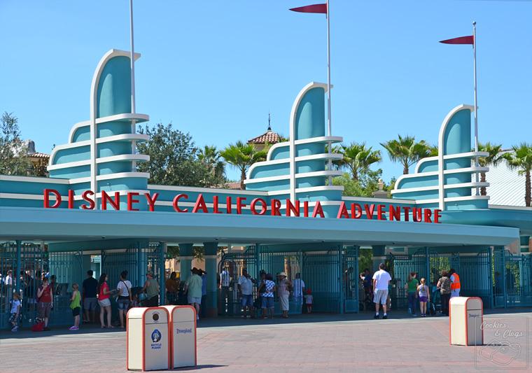 Disney California Adventure Park 2012 Update