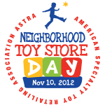 Celebrate Neighborhood Toy Store Day – 11/10!