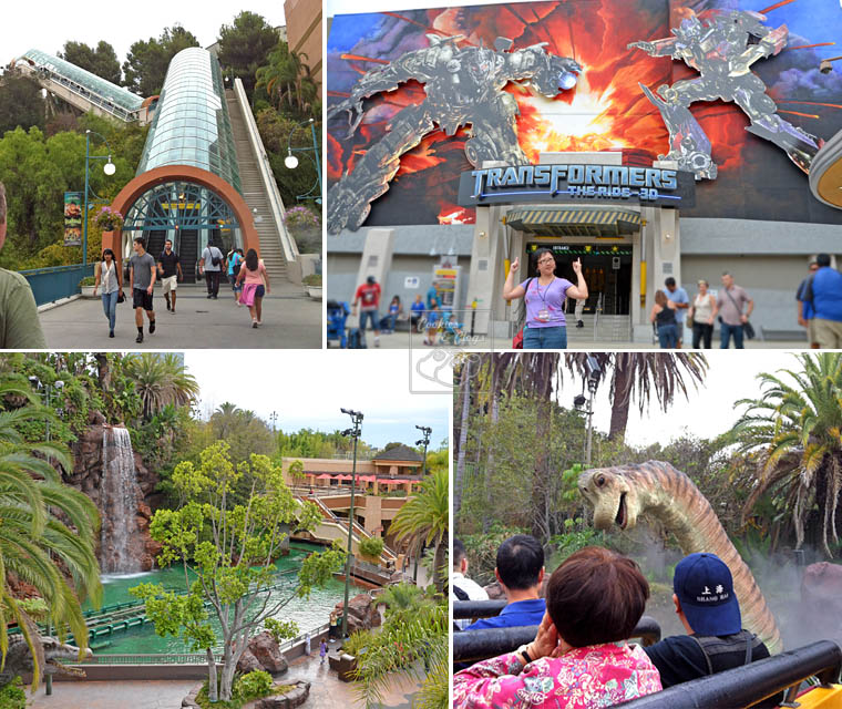 reviews of Universal Studios Hollywood