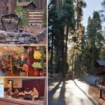 Evergreen Lodge in Groveland, CA (near Yosemite)