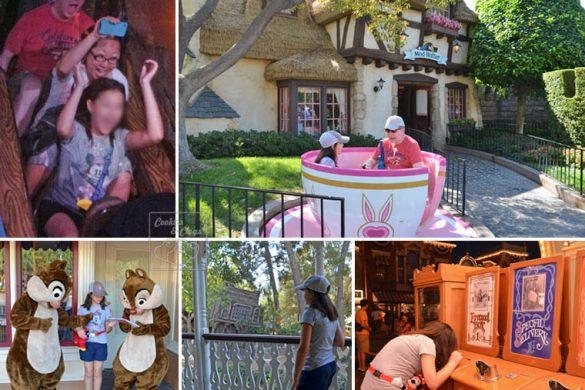 Disneyland California 2012