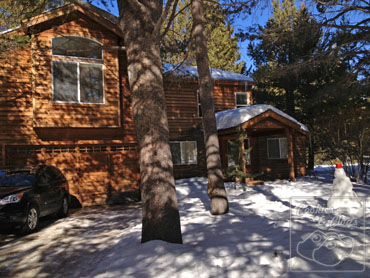 South Lake Tahoe Vacation Cabin