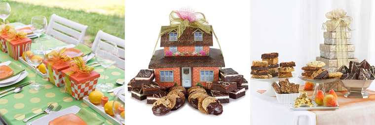Harvard Sweet Boutique Cookie Gift Baskets / Boxes / Ideas with  Fudge Treats