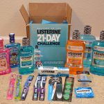 Let the LISTERINE 21-Day Challenge Begin! #LISTERINE