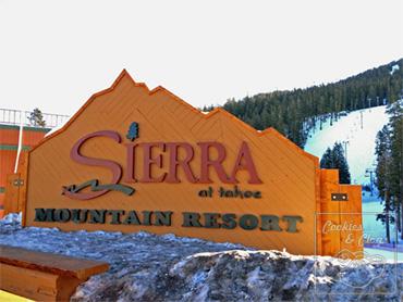 Sierra at Tahoe Mountain Resort in South Lake Tahoe for Snow, Skiing, Snowboarding, Sledding