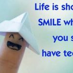 Quote: Smile While You Still Have Teeth