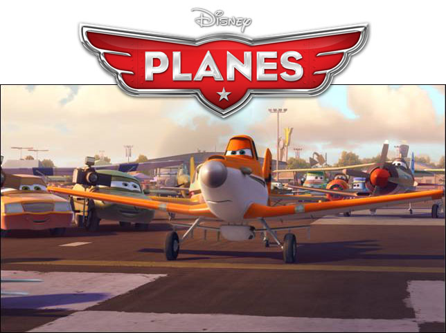 Voice for Lead Character in Disney's Planes Movie Announced