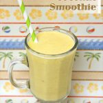 Tropical Coconut Smoothie Recipe