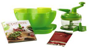 Tupperware Salsa Celebration Complete Set