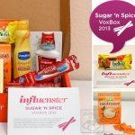 2013 Sugar 'n Spice VoxBox from Influenster