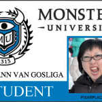 Monsters University Freshman Orientation – Class Schedule #MonstersUEvent