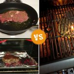 Walmart USDA Choice Beef Steak Grill-Off
