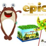 Epic Movie Prize Pack Including $25 Gift Card #Giveaway Ends 5/15