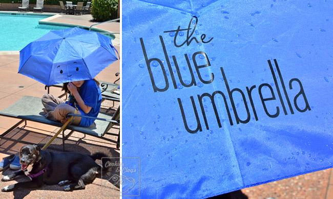 Blue Umbrella Disney The Blue Umbrella Disney Pixar