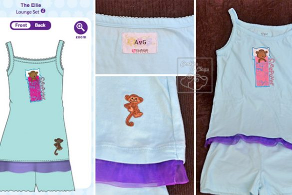 Fashion Playtes FP Girls Tween Teen Design Your Own Clothes
