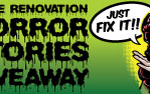 Dwellovation Home Renovation Horror Stories Giveaway