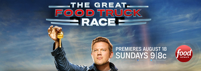 Great Food Truck Race Fourth Season on Food Network