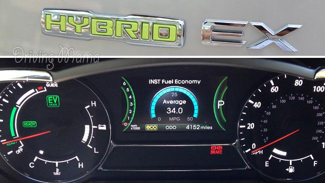 2013 Kia Optima Hybrid 4 Door Sedan With Spoiler